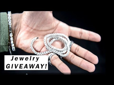 The Gifted Few Jewelry Review + GIVEAWAY   Mens Fashion & Affordable Streetwear Jewelry