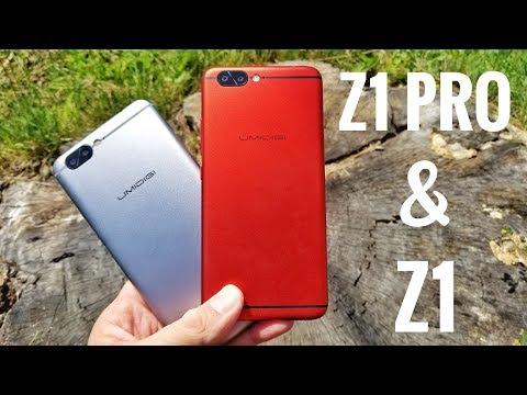 "UMIDIGI Z1 Pro & Z1 REVIEW - How good are they?! 6GB RAM, 5.5"" Amoled"