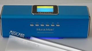 MusicMan Soundstation mit Display review
