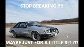 Rusty Mustang Catastrophic Failure: Broken & Repaired - It Ain't Over Yet