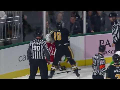 Max McCue vs. Theo Hill
