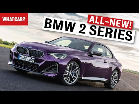 NEW 2022 BMW 2 Series Coupe in detail – rear-wheel drive, M240i, M2, normal grille!   What Car?