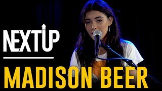 """Madison Beer Performs, """"Dead"""" On The NextUp Stage!"""