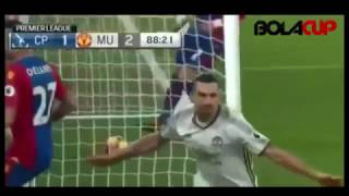 Crystal Palace 1  2 Manchester United All Goals // Extended // Premier League // 15/12/16