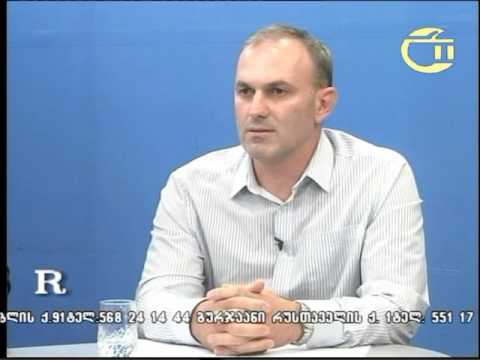 "Interview with the representatives of ""Invet"" LLC in Gurjaani TV"