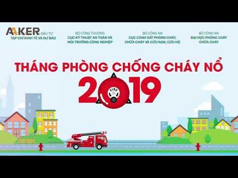 Trailer: Tháng Phòng chống Cháy nổ 2019