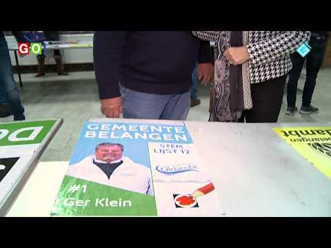 start gemeenteraadsverkiezingen in Oldambt - RTV GO! Omroep Gemeente Oldambt