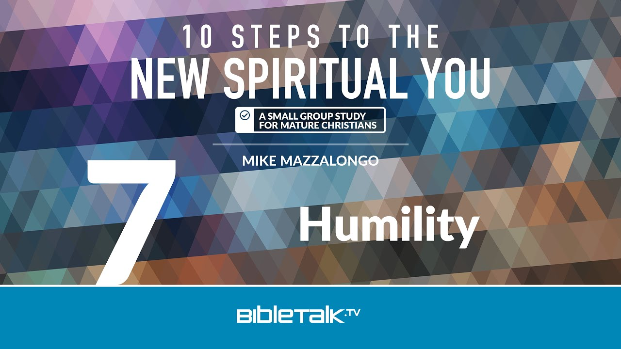 7. Humility