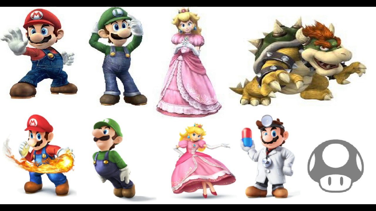 Super Smash Bros 64 Melee Brawl 3ds Wii U All Victory Themes
