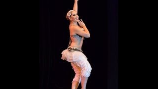 Cie THE SMOKY EYES Blandine  Winner BELLYDANCER OF THE WORLD 2013 ( solo TRIBAL FUSION )