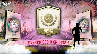 OVERPRICED ICON MOMENTS SBC!!! - NEW PRE-SEASON PROMO TEASER - FIFA 20 ULTIMATE TEAM