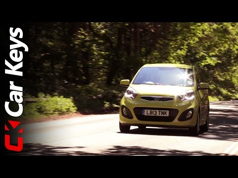 Kia Picanto 2014 review - Car Keys