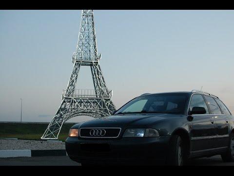 Фото к видео: Замена свечей зажигания Audi A4 B5 2.8 ALG