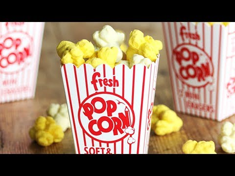 You Shouldn't Eat This Popcorn! -- LÜT