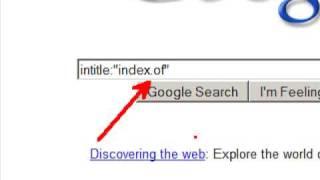 Downloading Music Using Google