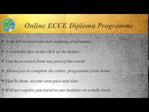 EARLY CHILDHOOD EDUCATION ONLINE COURSE - YouTube