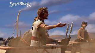 Superbook - Solomon's Temple - Adonijah Want's To Be A King