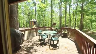 Artist Retreat, Log brick and Stone home on 200 acres in Artisan Community of Berea Kentuc