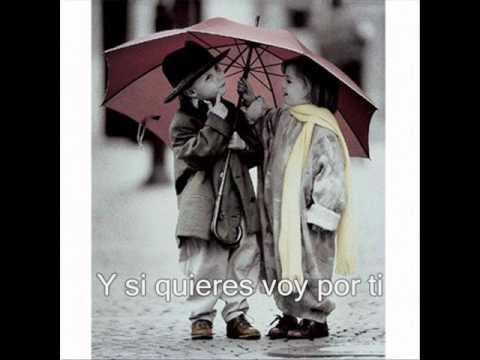 Llueve el amor - Tito el Bambino - letra.wmv