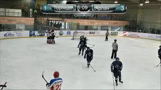 Видеообзор матча «Торпедо»-«Арлан» 3:6, игра № 91, МЛК «Жастар»