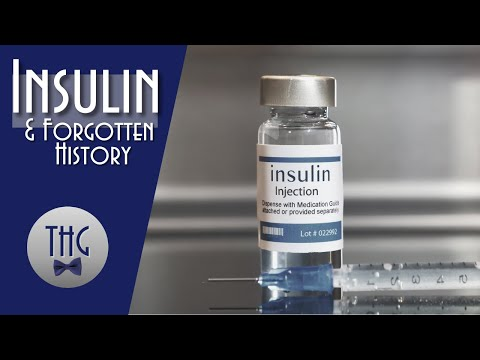 Miracle Drug: The Discovery of Insulin