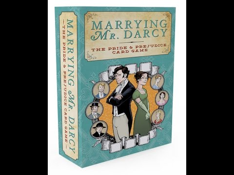 The Purge: # 954 Marrying Mr. Darcy: A charming theme, but this is Pathfinder the Card Game