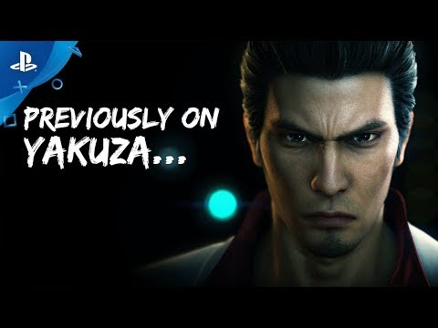 Yakuza 6: The Song of Life - Previously on Yakuza… | PS4 thumbnail