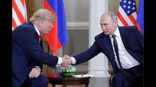 Путин не стал отрицать наличие компромата на Трампа