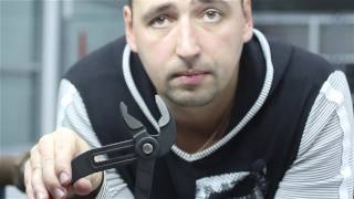 Adjustable pliers 180, 250, 300 (КВТ)