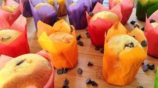 Mini Muffins Aux Pépites De Chocolat - Les Ptites Recettes