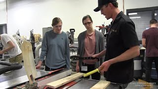 Hands-On Mechanical Engineering Curriculum