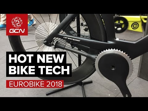 Hottest New Road Bike Tech | Eurobike 2018