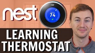 Best Smart Thermostat? Nest Learning Thermostat Setup/Review