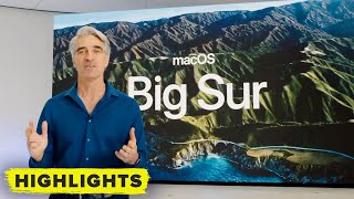 MacOS Big Sur! Watch The Full Reveal Here