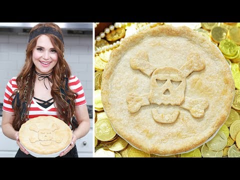 PIRATES OF THE CARIBBEAN CHICKEN POT PIE - NERDY NUMMIES