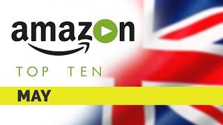 Top Ten movies on Amazon Prime UK | May 2020 | Best movie on Amazon Prime | Amazon Originals