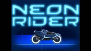 Neon Rider Speedrun 5:03:57