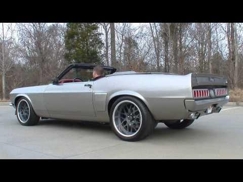 Video of '69 Mustang - EXEV