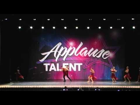 Best Lyrical/Modern/Contemporary Performance - Lakeland, FL 2014