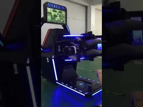 9D VR Ride 360 Degree