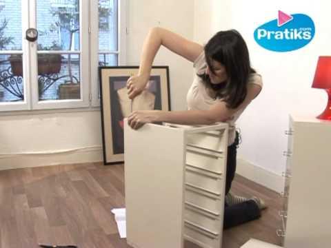 Wie baut man Helmer von Ikea zusammen½ : die Kiste