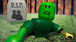 ПОБЕГ С КЛАДБИЩА ЗОМБИ в ROBLOX приключение мульт героя для детей от Easy Family Games kids children