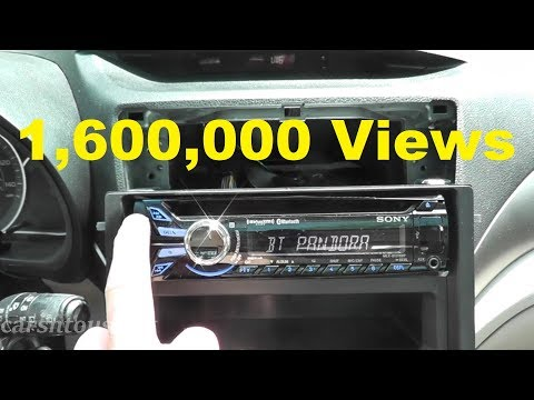 How To Install an Aftermarket Car Radio with Bluetooth