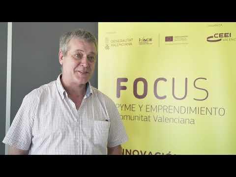 Entrevista a Ricardo Lop en Focus Pyme y Emprendimiento Llíria 2019[;;;][;;;]