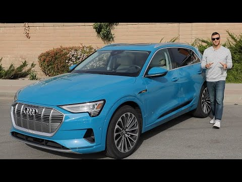 2019 Audi e-tron Test Drive and Review