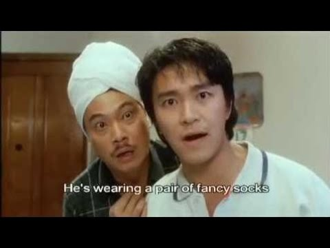 Stephen Chow movie - God Of Gamblers 2 - Eng sub