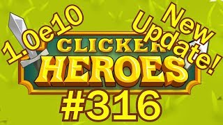 Clicker Heroes #316 - THE TOMB GUARDIANS!!!