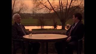 Shaun Evans & John Thaw Recite A.E.Housman.; Endeavour Morse.