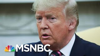 Maddow: Time For Warnings Is Past As Trump Openly Abuses Power | Rachel Maddow | MSNBC
