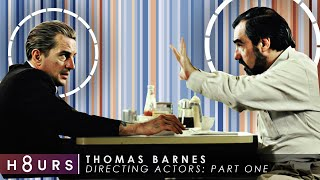 Directing Actors 101: How to Give Clear and Concise Notes   Director Thomas Barnes